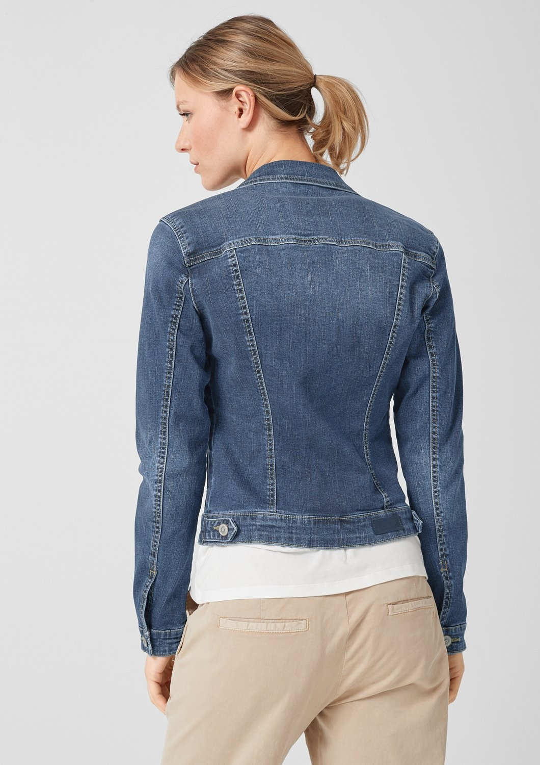 Label Jack Bij S Red Online Comfortabele Denim Stretch oliver Met SUMVGzpLq