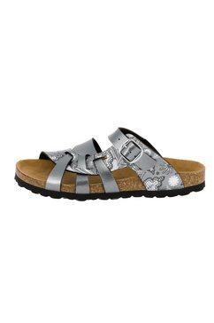 lico slippers bioline flora grijs