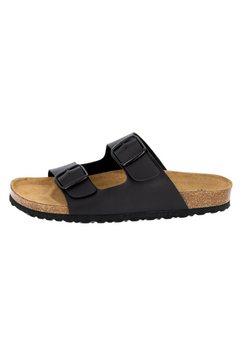 lico slipper »bioline man« zwart