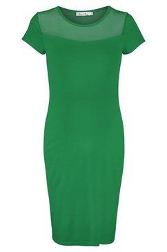 queen mum jurk »jersey« groen