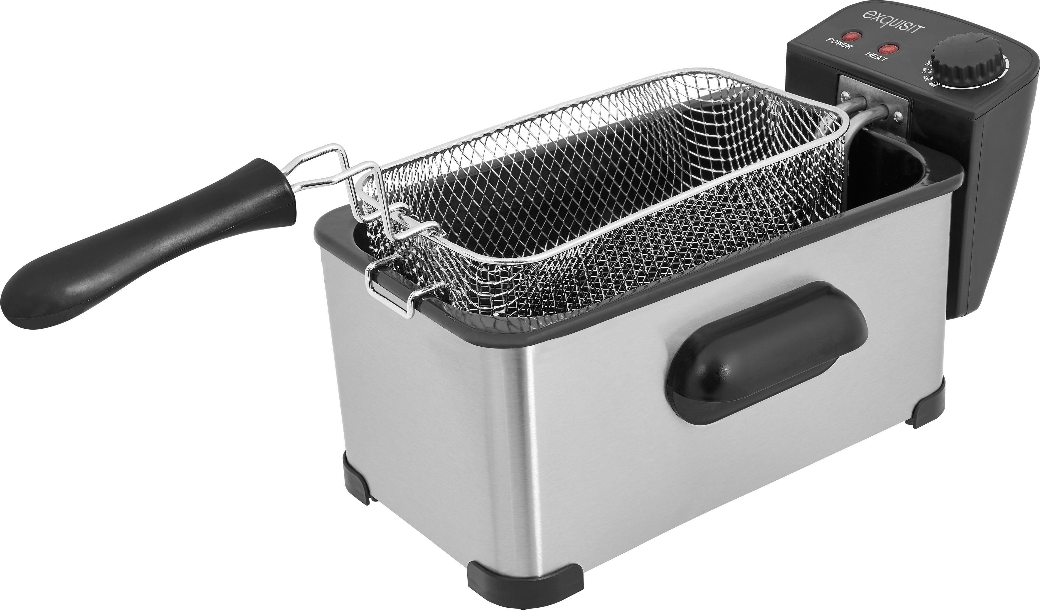 Op zoek naar een Exquisit friteuse FR 3101 isw Capaciteit 1,5 kg? Koop online bij OTTO