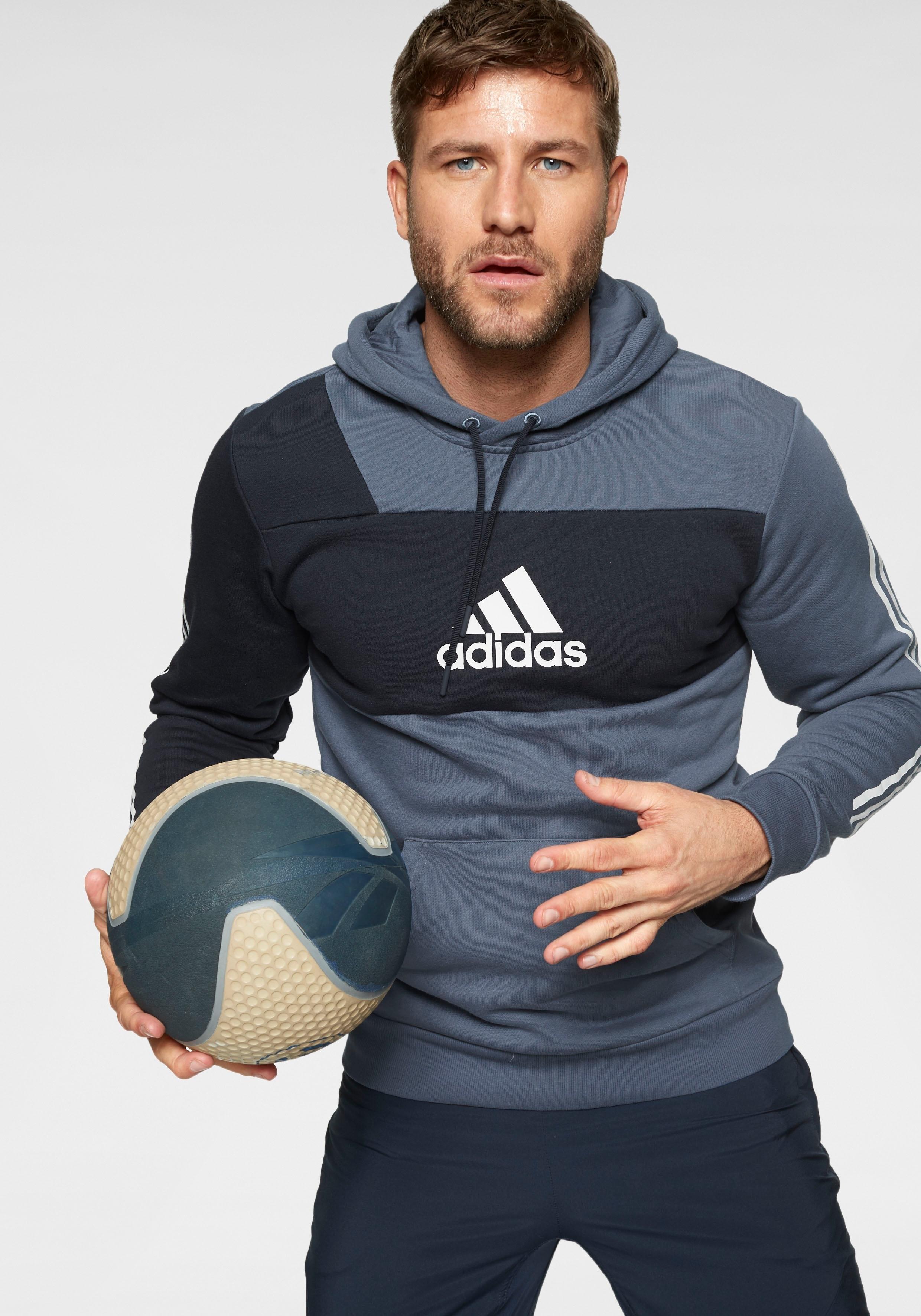 adidas Performance hoodie »SPORT ID PO BRAND« nu online bestellen