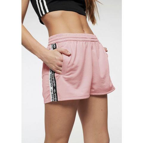 adidas originals sweatshort roze