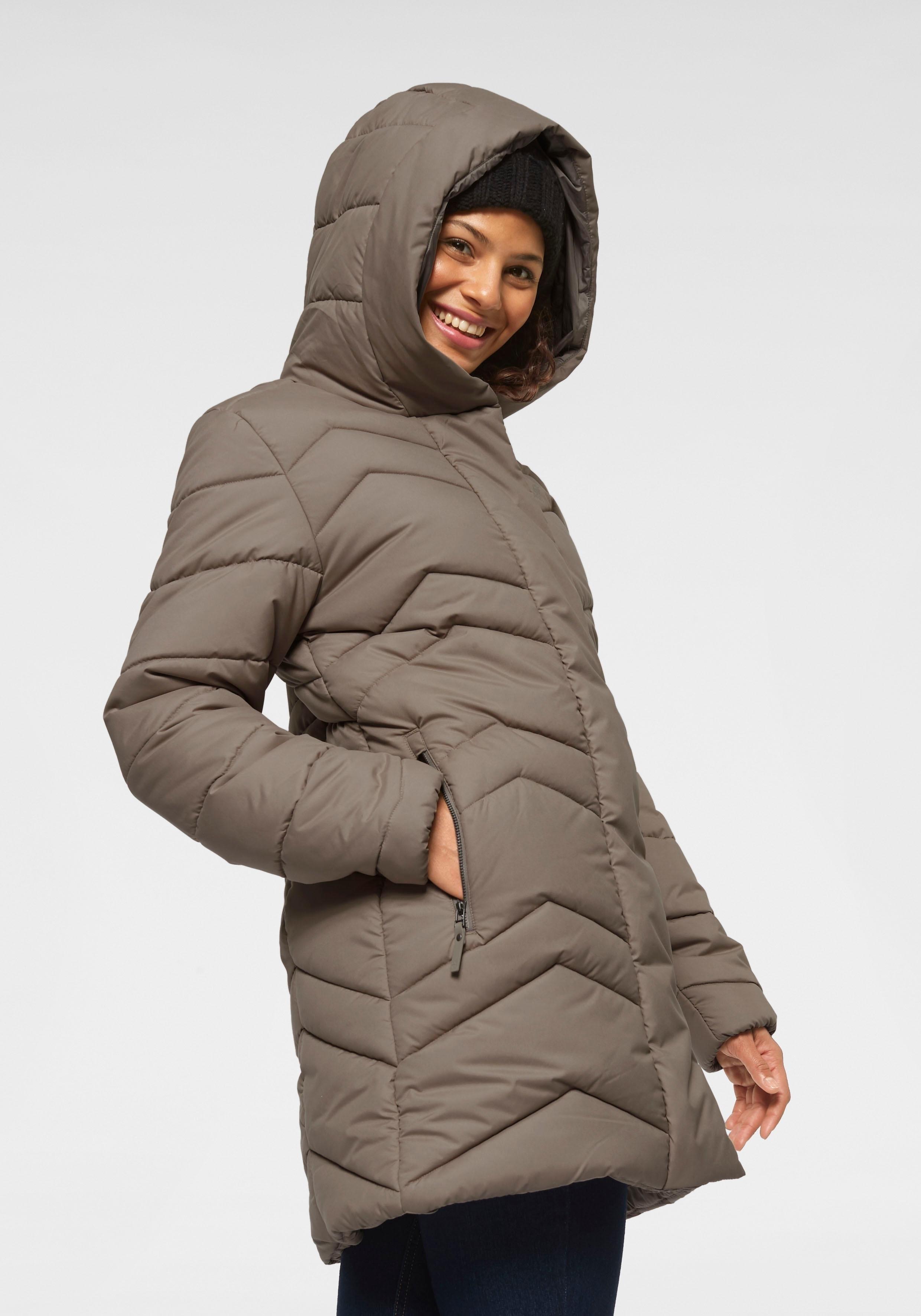 Jack Wolfskin doorgestikte jas nu online kopen bij OTTO
