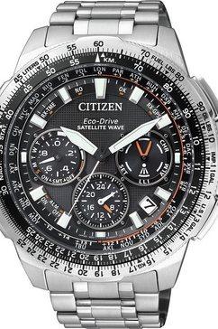 citizen radiografische chronograaf »cc-9020-54e« grijs