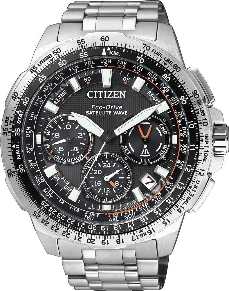 Citizen radiografische chronograaf CC-9020-54E met satellite timekeeping system bij OTTO online kopen