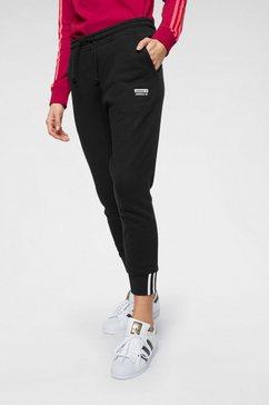 adidas originals joggingbroek »vocal pant« zwart