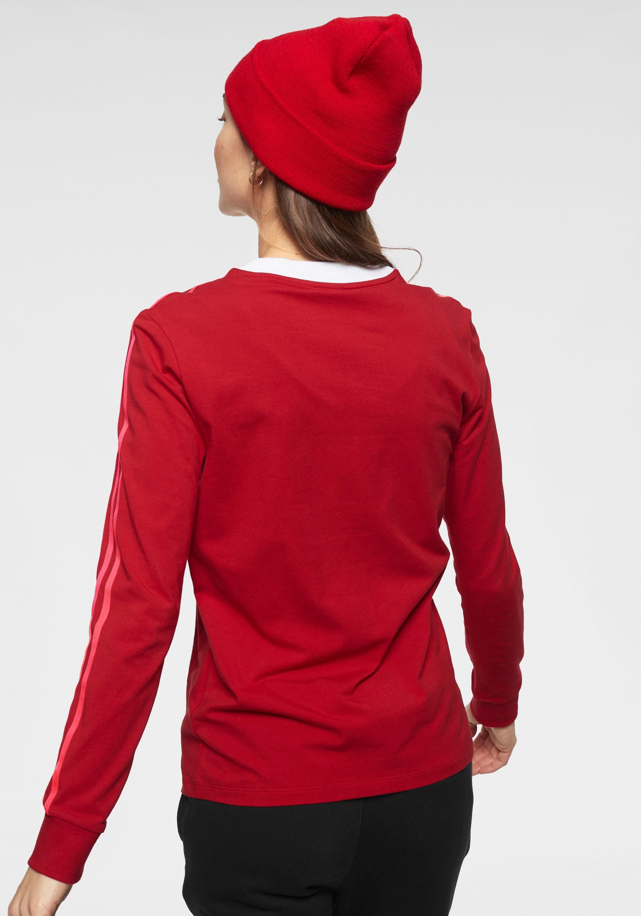 shirt met lange mouwen »3 STRIPES LONGSLEEVE TEE«