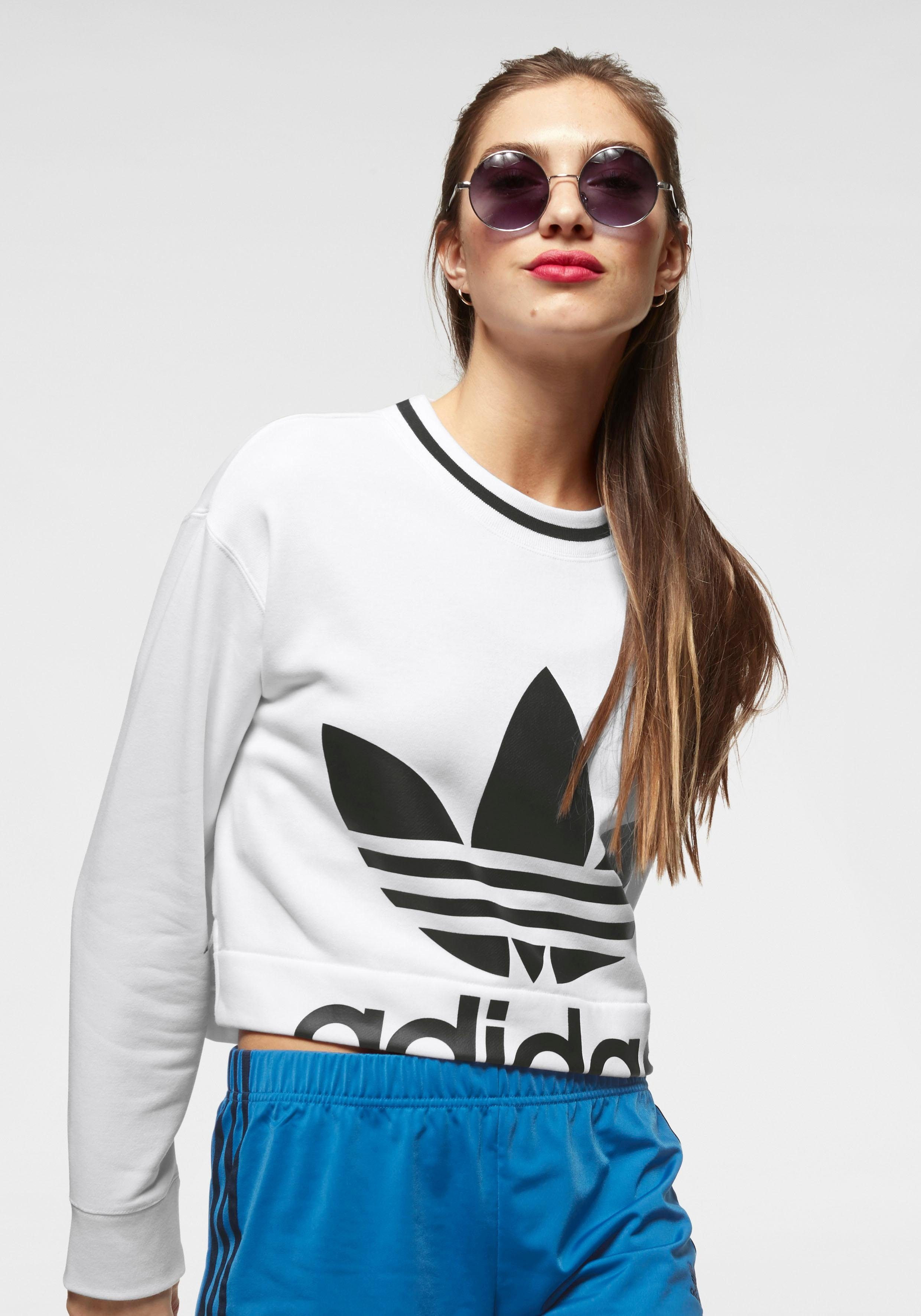 adidas Originals sweatshirt »CROPPED SWEATER«