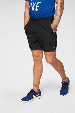 nike runningshort »men nike challanger running shorts« zwart