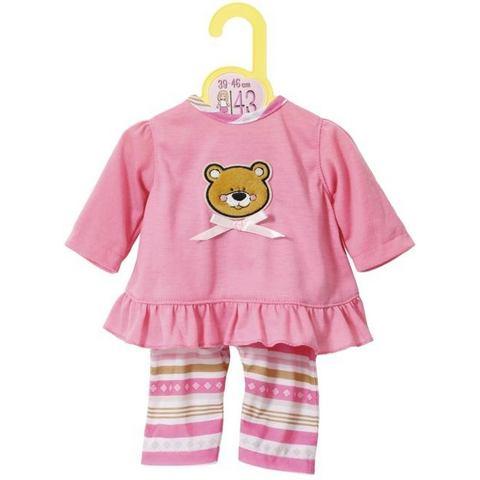 Kleding Dolly Moda Pyjama 38-46 Cm