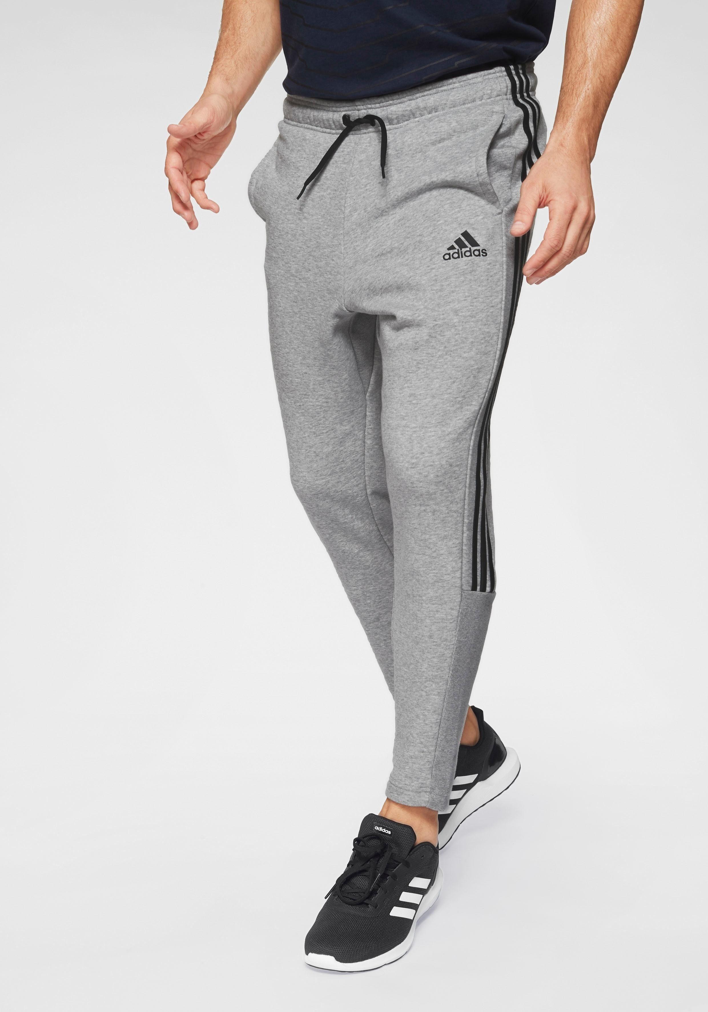Koop Grijs adidas Originals 3 Stripes Joggingbroek Heren