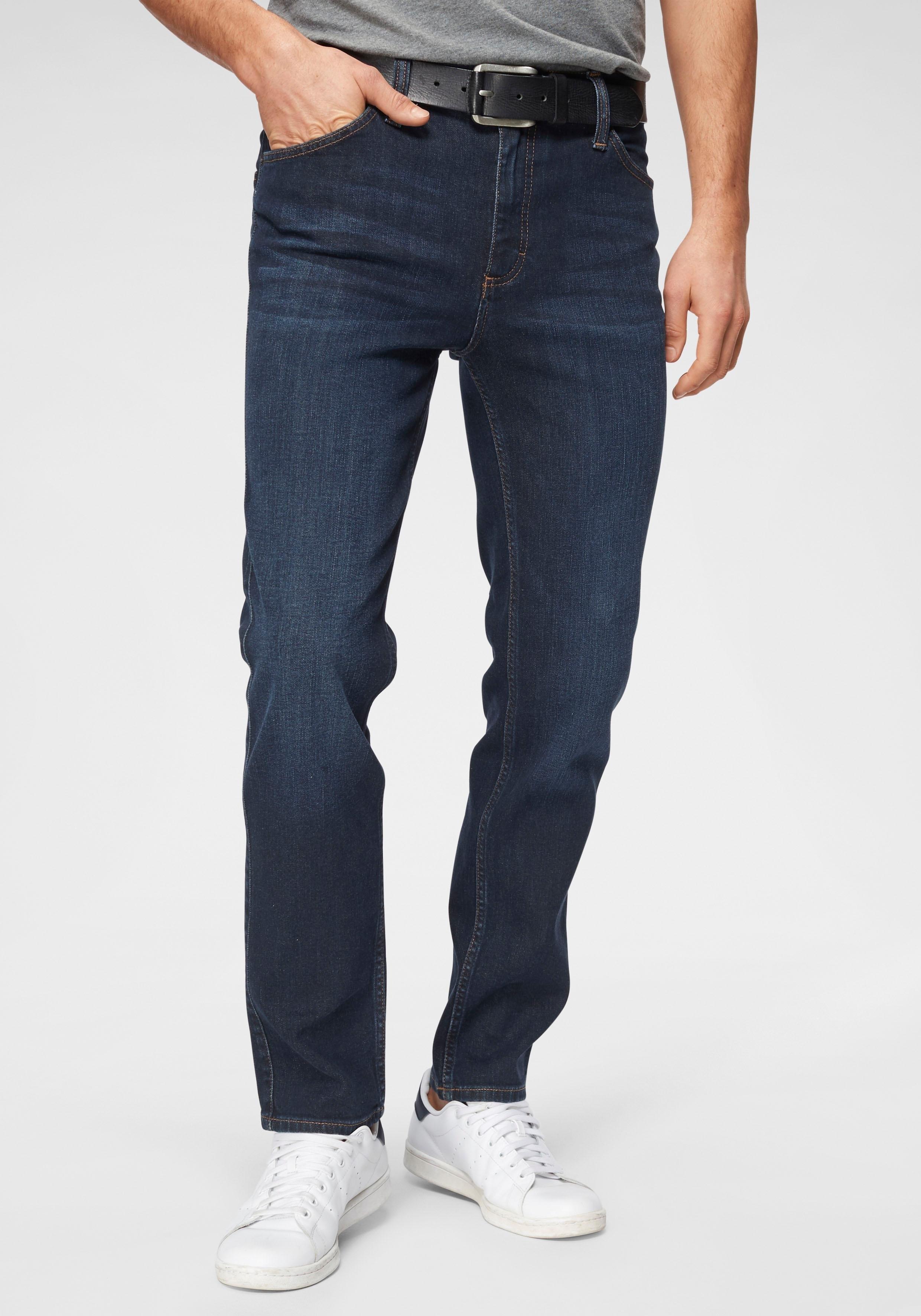 MUSTANG slim fit jeans »TRAMPER« in de webshop van OTTO kopen