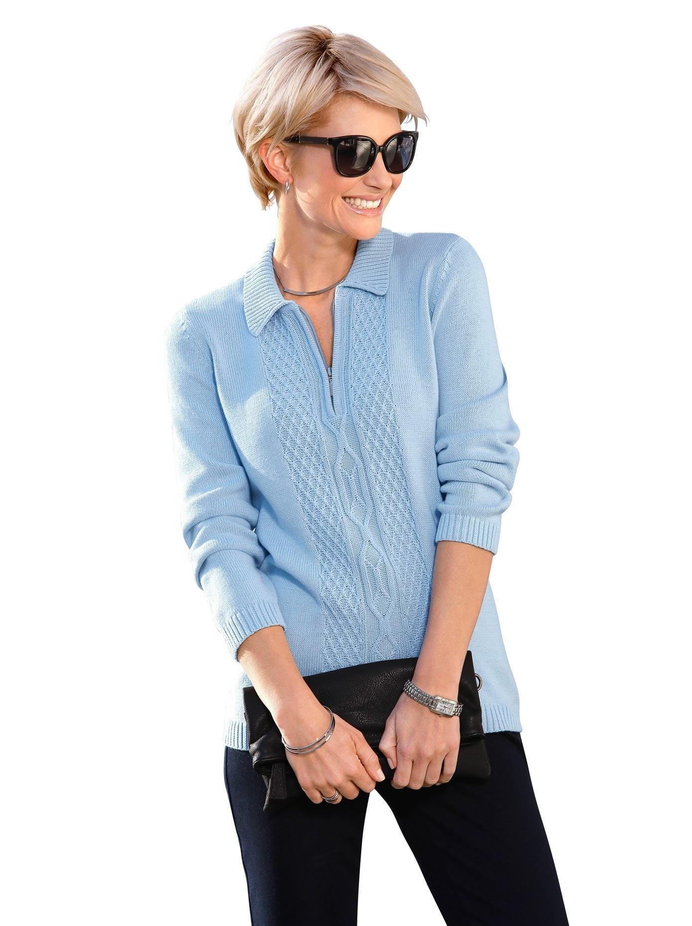 Casual Looks trui met polokraag Trui nu online bestellen