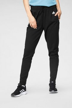 adidas performance joggingbroek »w mt pt« zwart