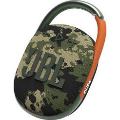 jbl »clip 4« portable luidspreker multicolor