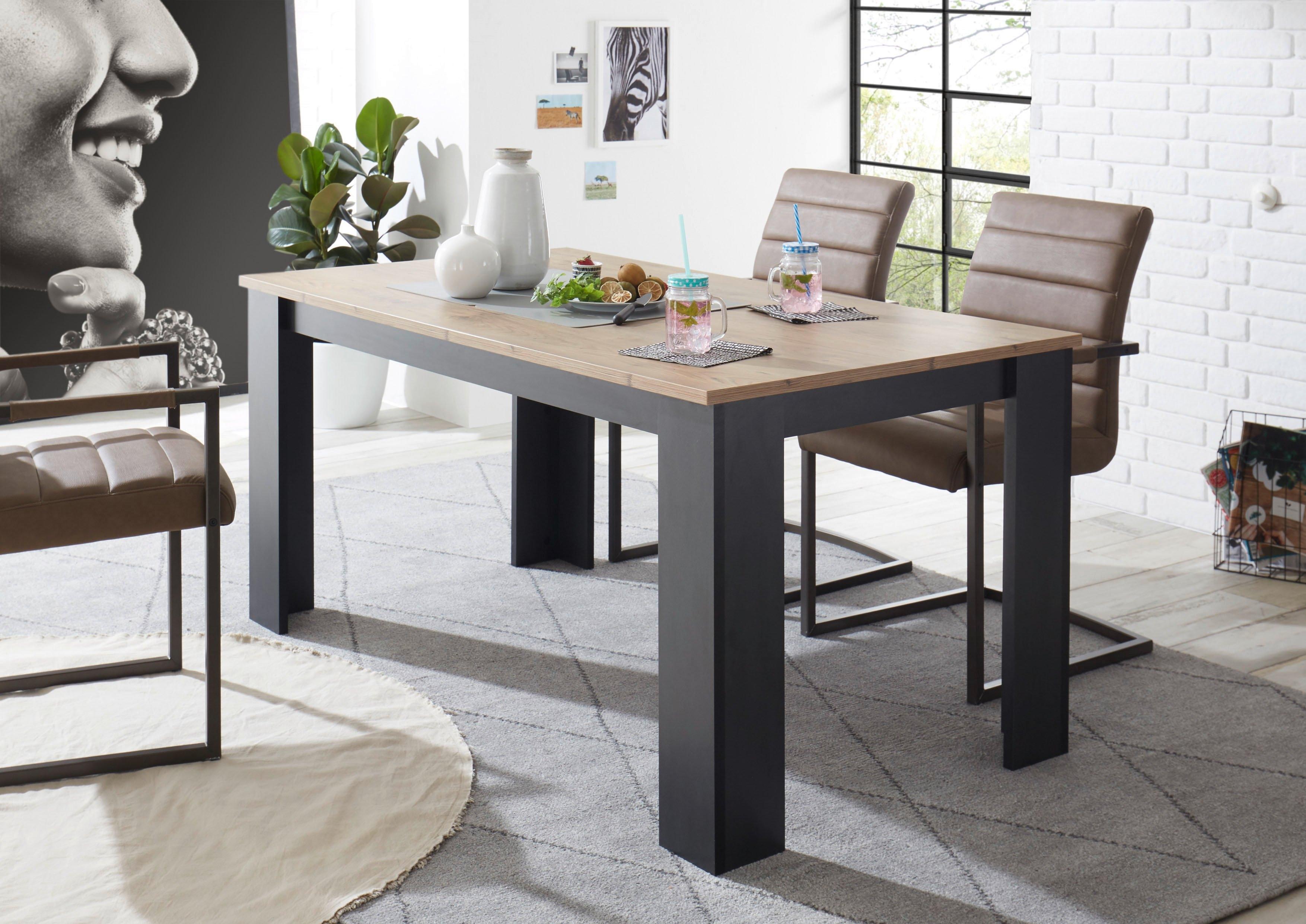 my home eettafel BRÜGGE Met een decoratieve frame-look bij OTTO online kopen
