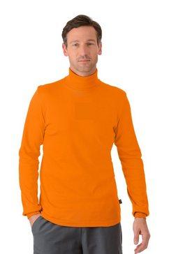trigema ski- en sportcoltrui oranje