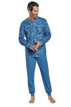 waeschepur pyjama blauw