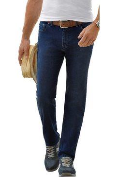 classic jeans in stretchkwaliteit blauw