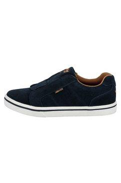 lico sneakers »vrijetijdsschoenen jimdo slipper« blauw