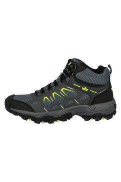 lico outdoorschoenen »hoge outdoorschoenen sierra high« grijs