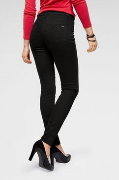 arizona slim fit jeans »black blijft black« zwart