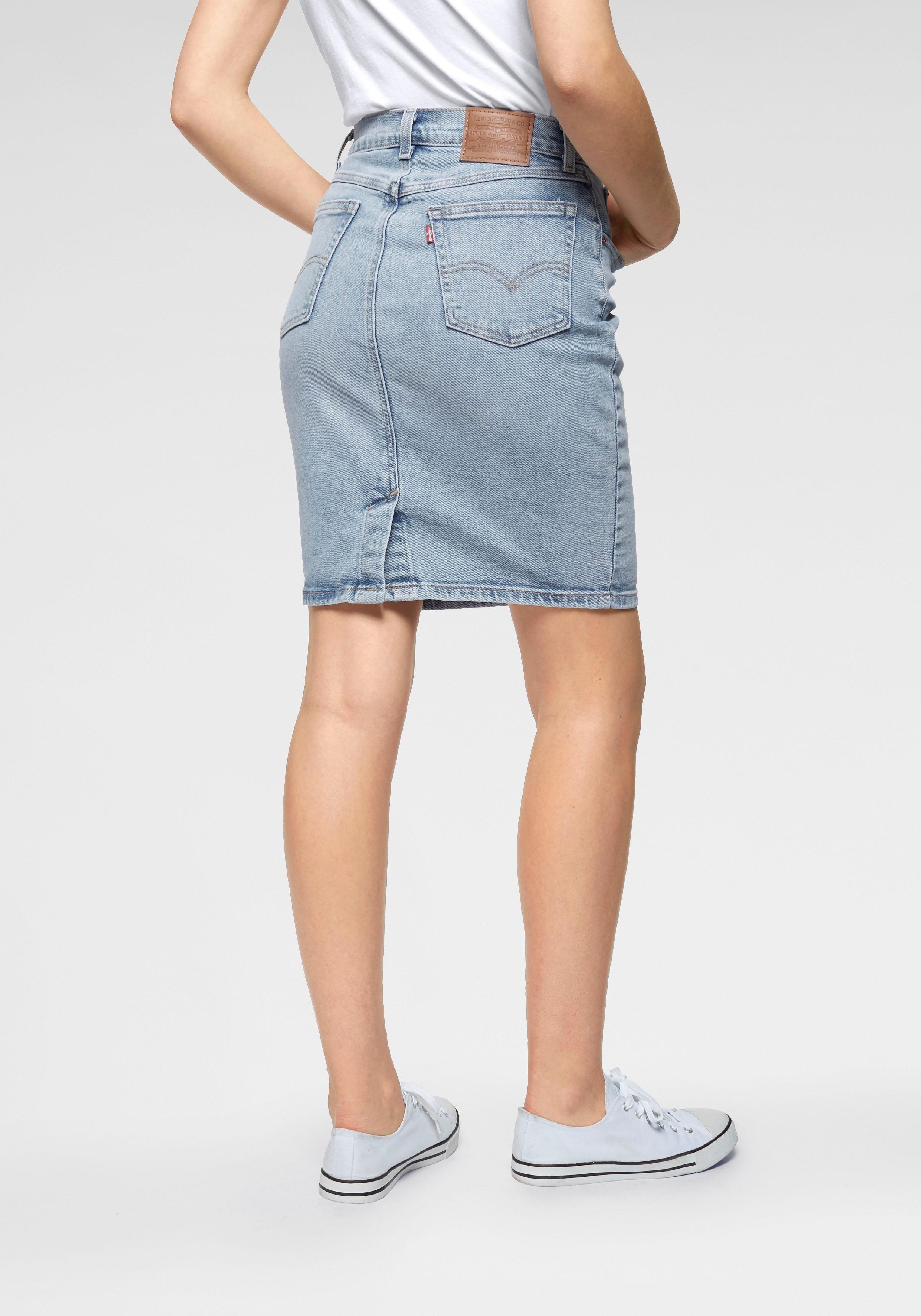 LEVI'S ® jeansrok »Core skirt« voordelig en veilig online kopen