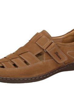 sioux sandaal »elcino-191« bruin