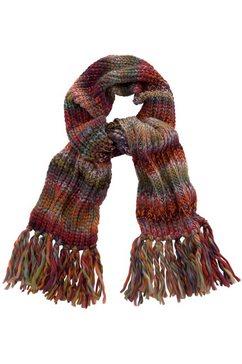 j.jayz gebreide sjaal multicolor