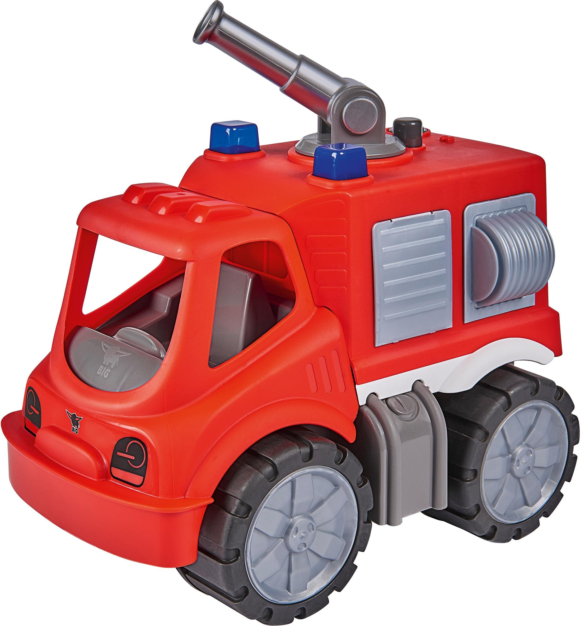 Big speelgoedauto 'BIG Power Worker brandweerwagen' bestellen: 30 dagen bedenktijd