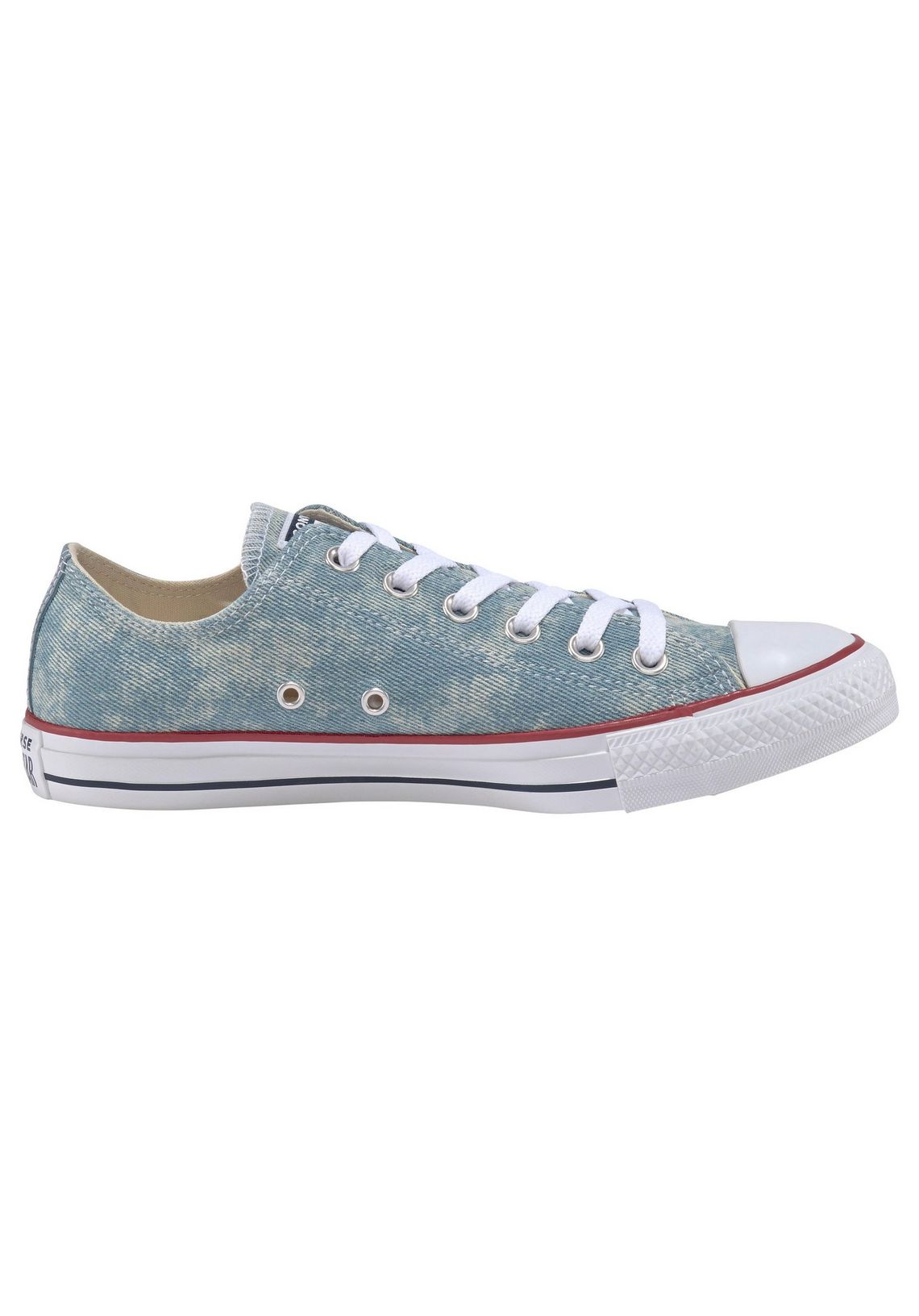Converse sneakers  Chuck Taylor All Star Ox Jeans Washed Out in de online winkel  graublau
