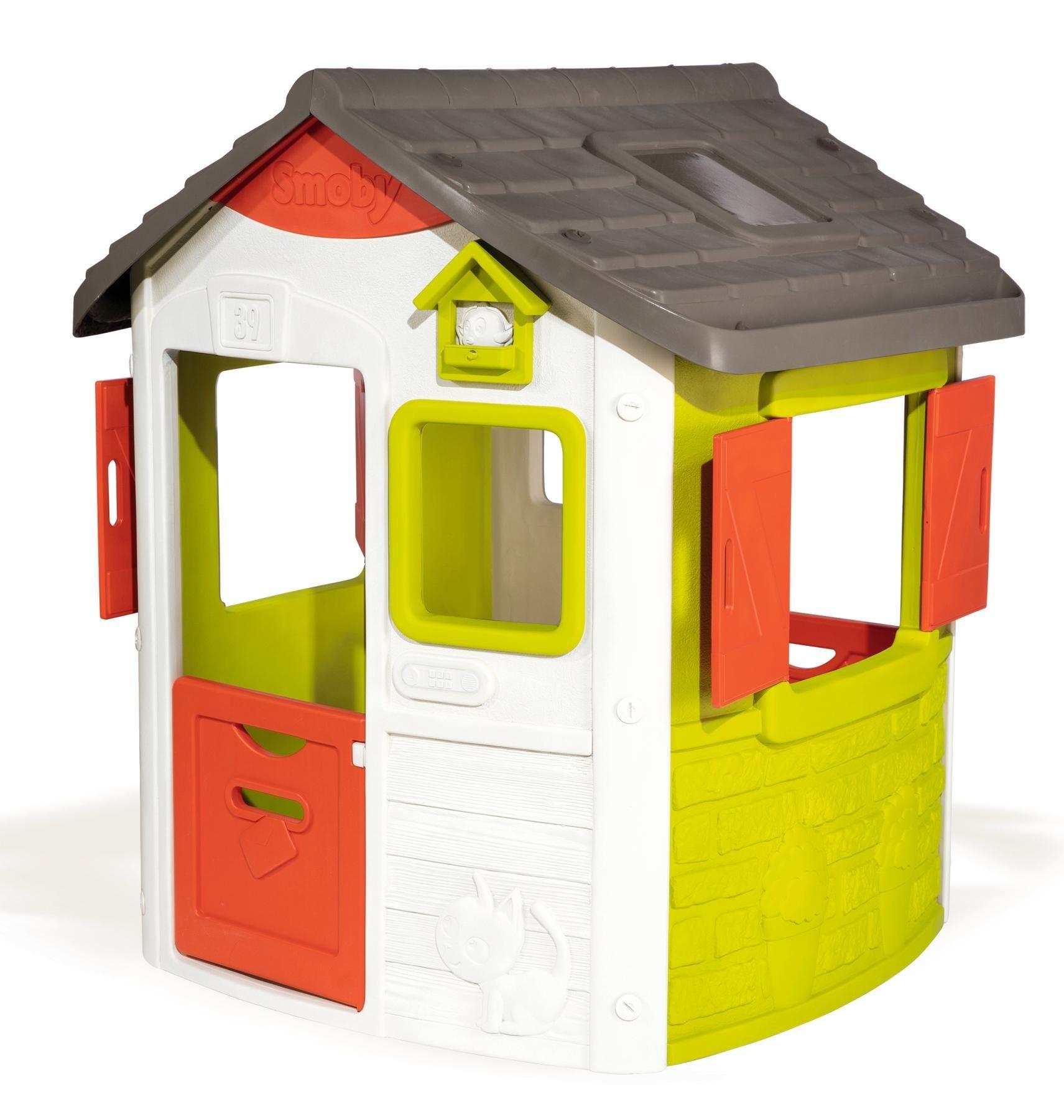 Smoby speelhuis Neo Jura Lodge goedkoop op otto.nl kopen