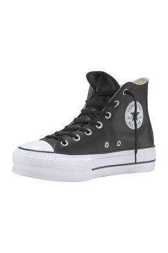 converse sneakers »chuck taylor all star lift clean« zwart