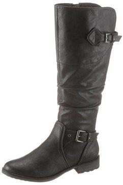 mustang shoes laarzen grijs