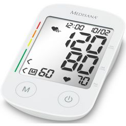 medisana bovenarm-bloeddrukmeter bu 535 wit