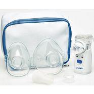 promed inhalatieapparaat inh-2.1 ultrasone inhalator ideaal voor onderweg wit