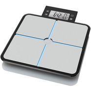 medisana lichaam-analyse-weegschaal bs 460 geïntegreerde caloriebehoefte analyse (bmr) grijs