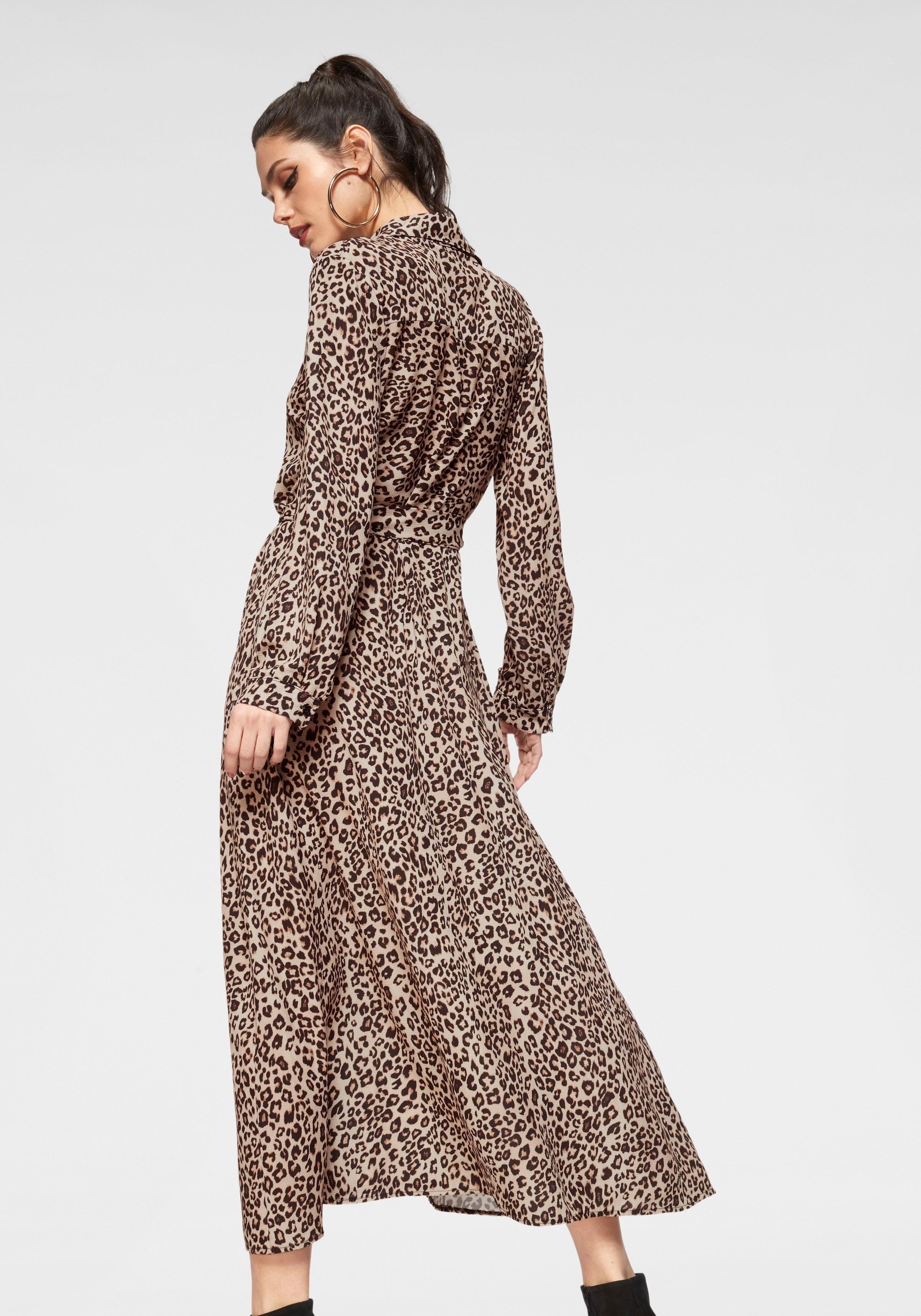 HaILYS HaILY'S maxi-jurk »MADI« bij OTTO online kopen