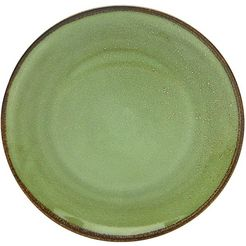 creatable plat bord 'nature collection' (set van 6) groen