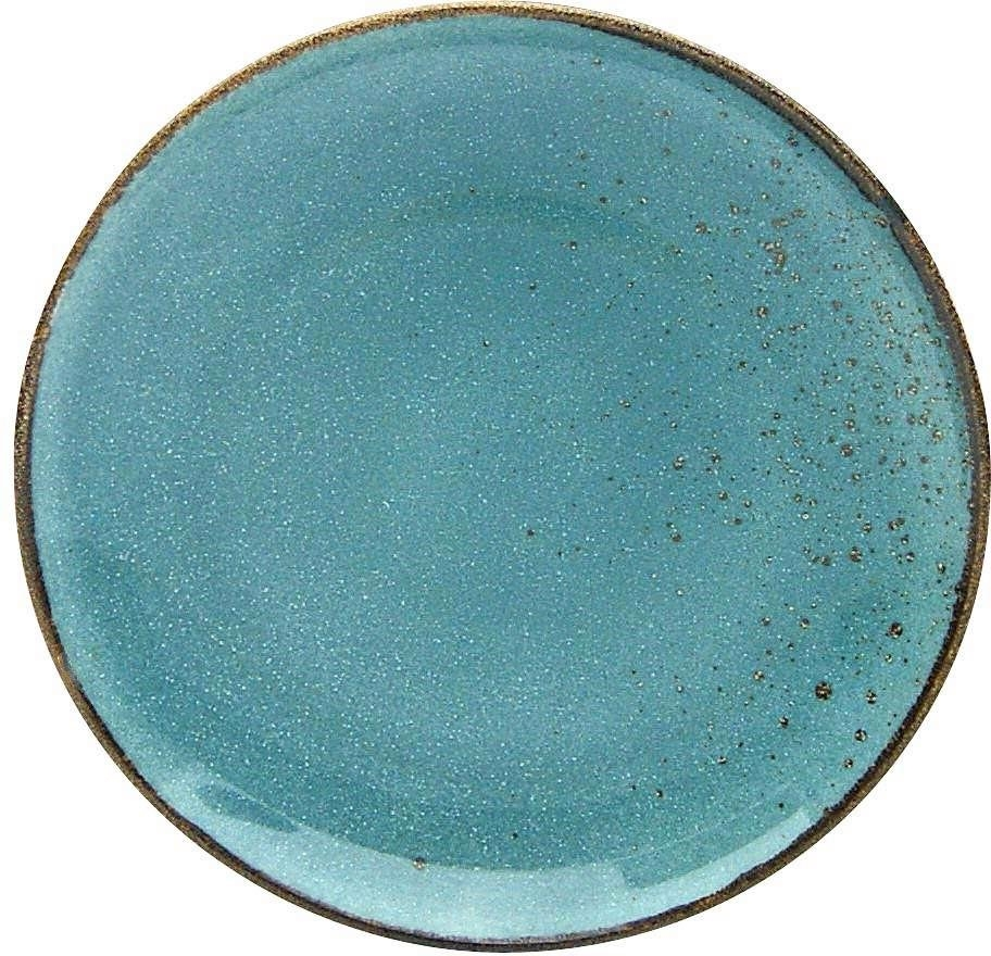 CreaTable ontbijtbordje NATURE COLLECTION Ø 21 cm, steengoed (set, 6 stuks) nu online kopen bij OTTO