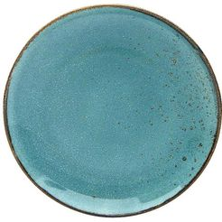 creatable ontbijtbordje 'nature collection' (set van 6) blauw