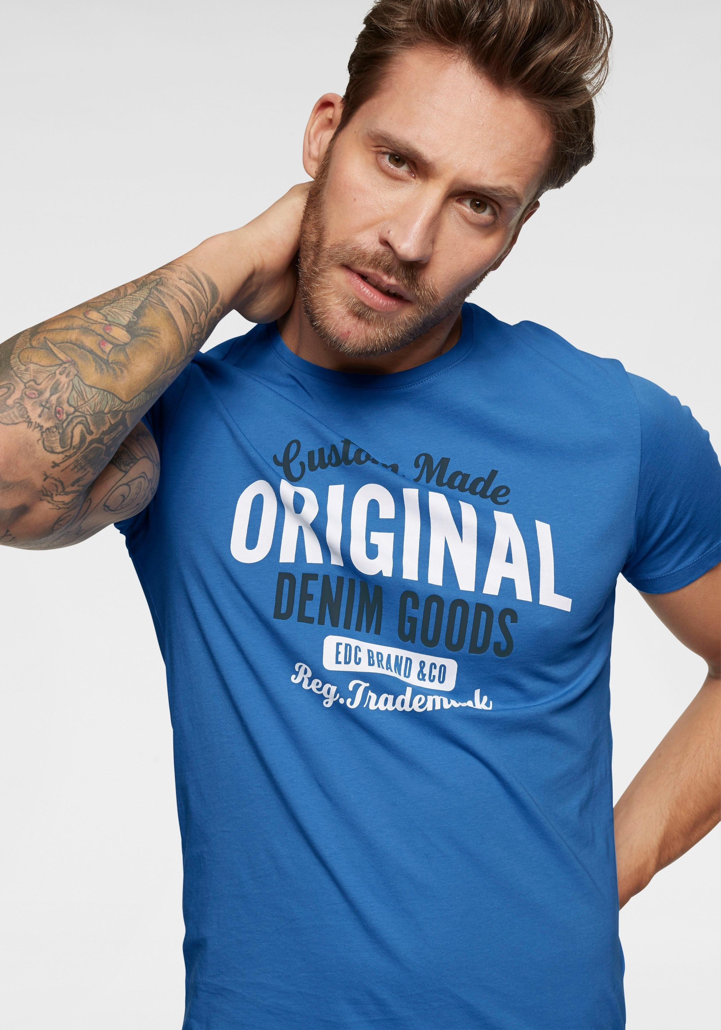 Esprit By Gedessineerd Shirt Edc Online Bij ALqc5Rj34