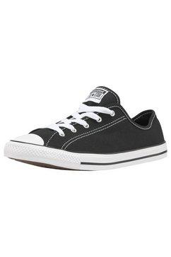 converse sneakers »chuck taylor all star dainty gs basic canvas« zwart