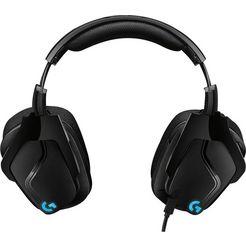 logitech games g635 7.1 surround sound lightsync gaming-headset (met snoer, externe microfoon) zwart
