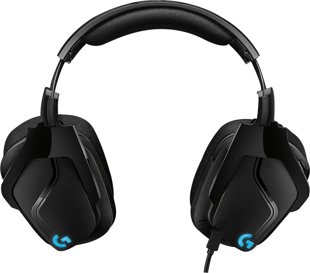 Logitech Games G635 7.1 Surround Sound LIGHTSYNC gaming-headset (met snoer, externe microfoon) nu online kopen bij OTTO