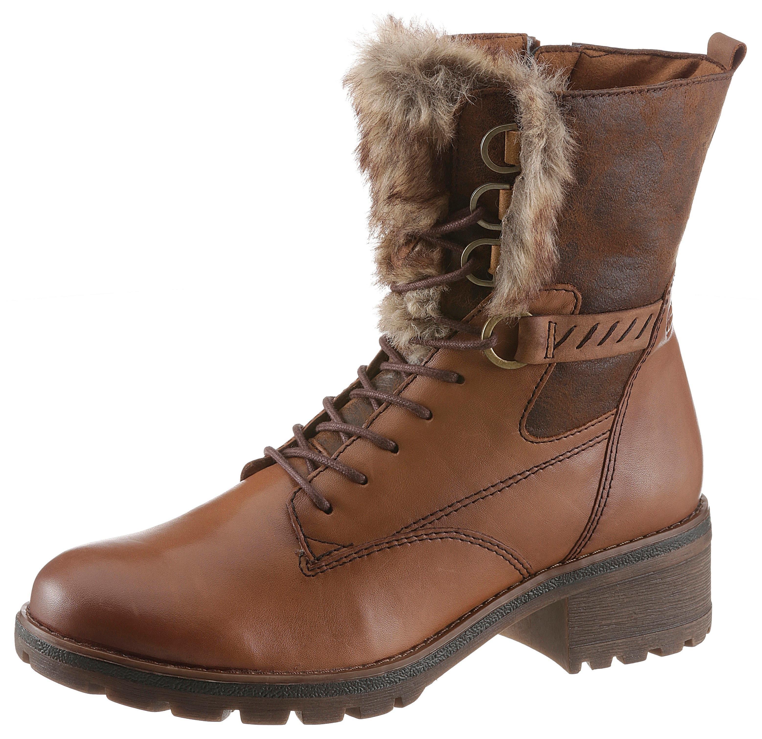 Tamaris winterlaarsjes »Natale« bij OTTO online kopen