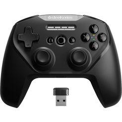 steelseries controller »stratus duo controller« zwart