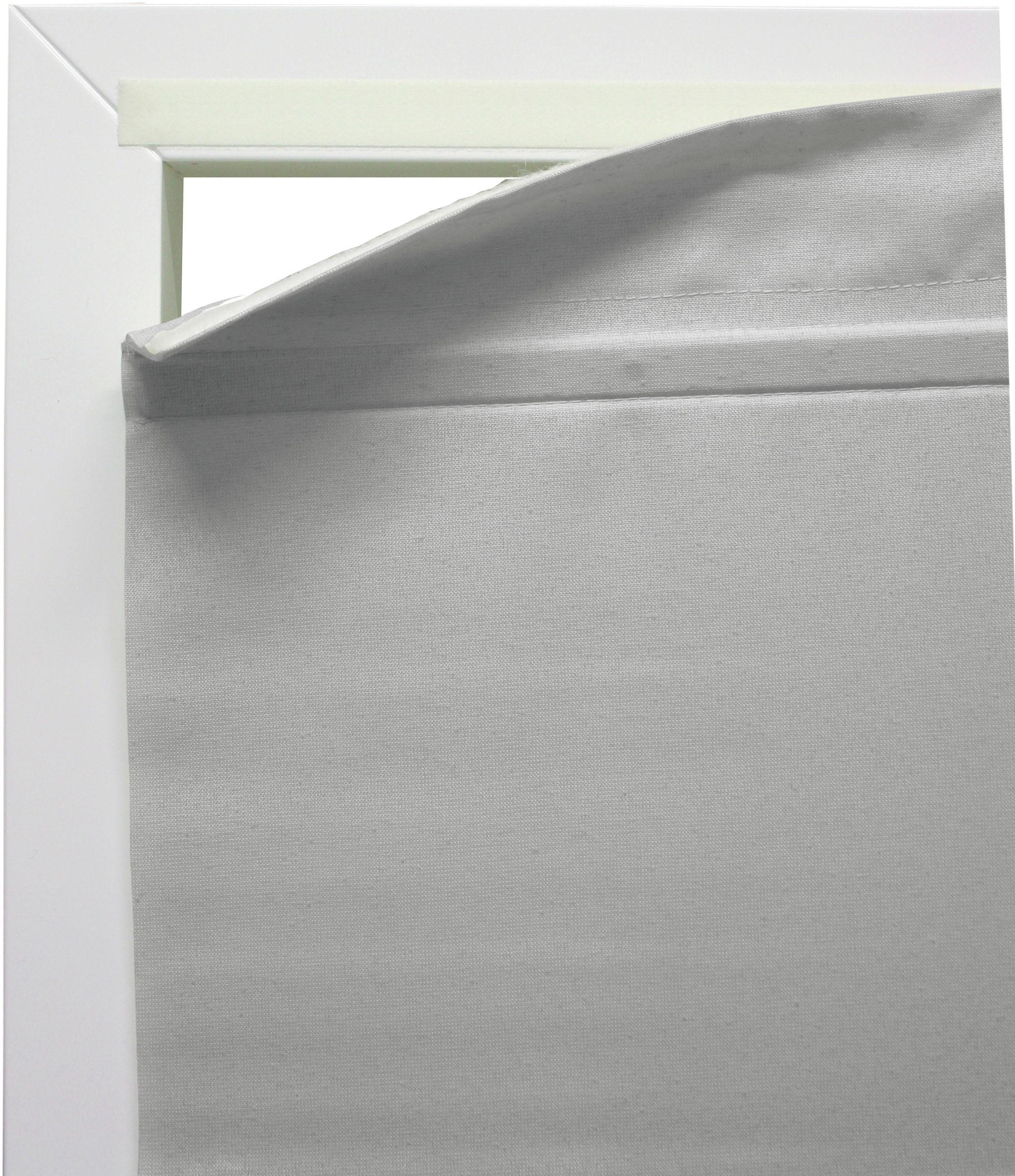 GARDINIA Vouwgordijn »EASYFIX vouwgordijn magnetisch«, met klittenband, zonder boren, vrijhangend bij OTTO online kopen