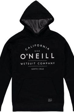 o'neill vest met capuchon »o'neill hoodie« zwart